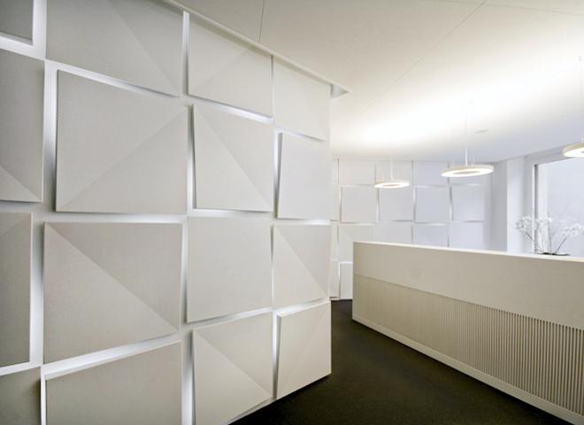 Umbau Neugestaltung Innenarchitektur Anwaltskanzlei Uraniastrasse von nijo architekten