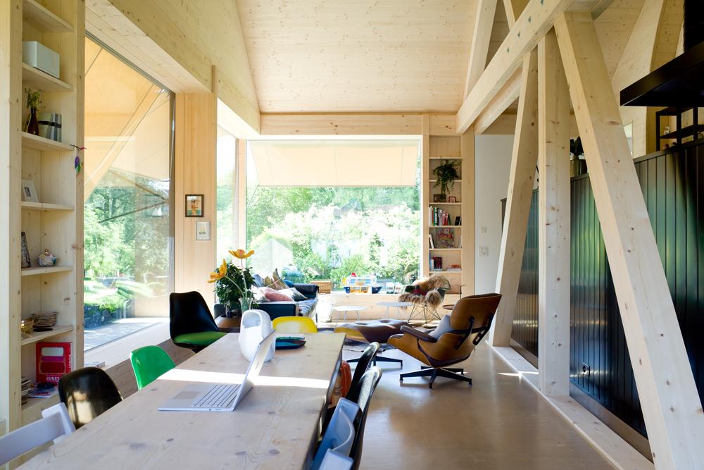 Haus renovierung altbau london wird vier reihenhauser for Gartengestaltung 70er jahre