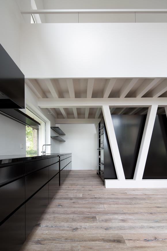 Sch ne umbauten von nijo architekten for Innenarchitektur 80er
