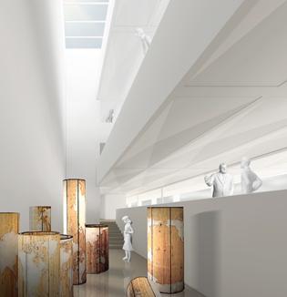 Kunsthof Raumgestaltung