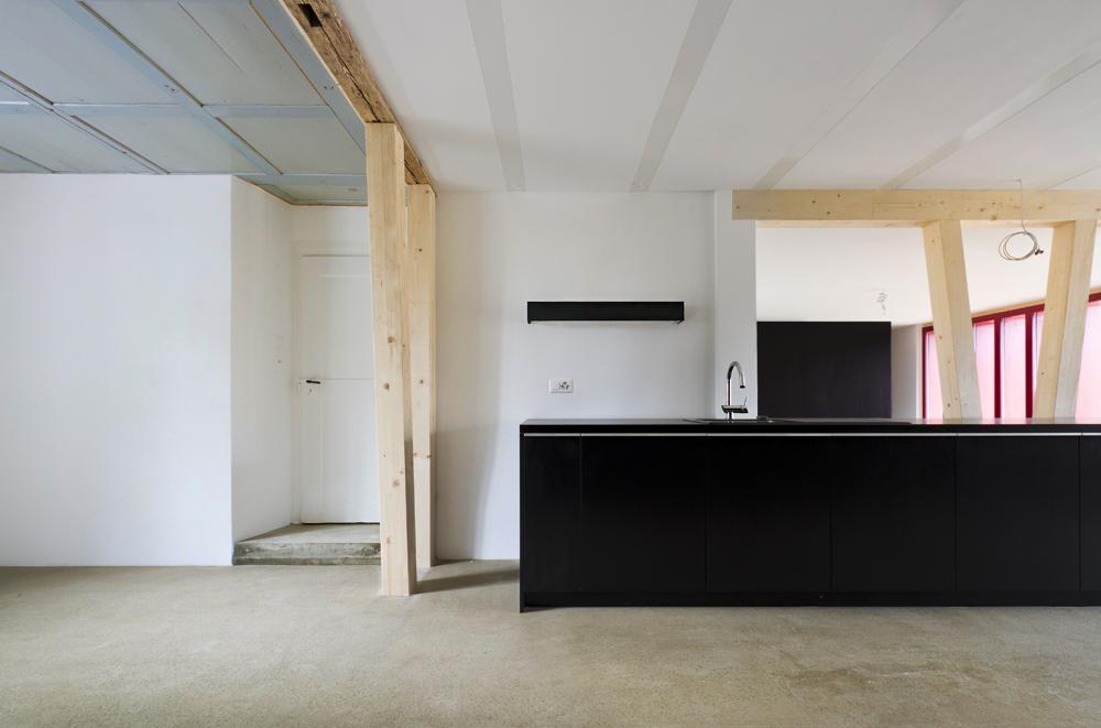 Umbau Bauernhaus Eschlikon bei Winterthur
